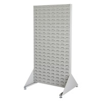 Double Sided Free Standing Rack